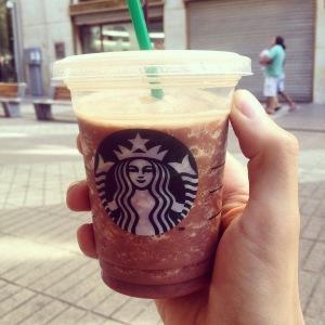 Starbucks soya vegano